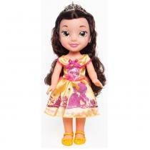 Boneca Luxo - Minha Primeira Princesa Disney - Bela - Mimo - Mimo