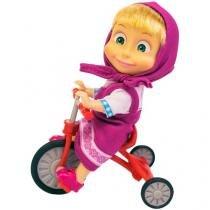 Boneca Masha e o Urso com Acessório - Sunny Brinquedos