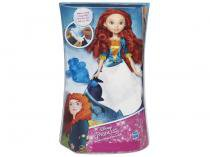 Boneca Meridas Magical Story Skirt Disney Princess - Hasbro