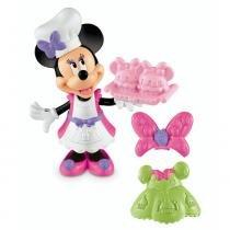 Boneca Mickey Mouse Club House - Minnie Hora do Cupcake - Mattel - Mattel