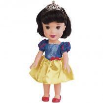 Boneca Minha Primeira Princesa Branca de Neve Classica Disney Mimo -