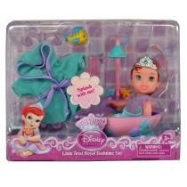 Boneca Minha Primeira Princesa Disney - Ariel - Com Banheira - Mimo - Mimo