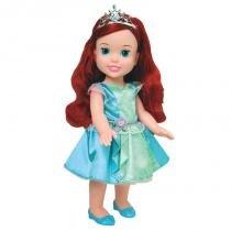 Boneca Minha Primeira Princesa Disney - Ariel - Long Jump -