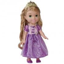 Boneca Minha Primeira Princesa Rapunzel Classica Disney Mimo -