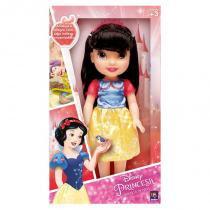 Boneca Minha Primeira Princesa Real Branca de Neve Disney Mimo -