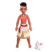 Boneca Moana - Disney - Moana Exploradora - Hasbro - Hasbro
