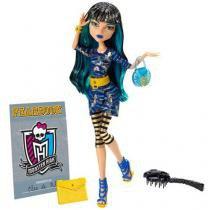 Boneca Monster High Cleo de Nile com Acessórios - Mattel