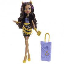 Boneca Monster High - Scaris: City of Frights - Clawdeen Wolf - Mattel - Mattel