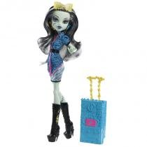 Boneca Monster High - Scaris: City of Frights - Frankie Stein - Mattel - Mattel