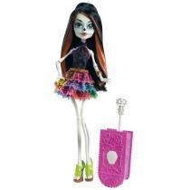 Boneca Monster High - Scaris: City of Frights - Skelita Calaveras - Mattel - Mattel