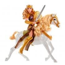 Boneca Mulher Maravilha Rainha das Amazonas Hippolyta - Mattel - Mattel