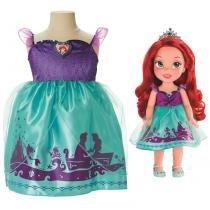 Boneca My First Disney Princess - Ariel com Fantasia - Mimo - Mimo