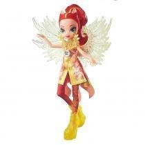 Boneca My Little Poney - Equestria Girls - Sunset Shimmer  - Hasbro - Hasbro