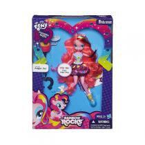 Boneca my little pony equestria girl rainbow rocks pinkie pie hasbro a6683 9413 -