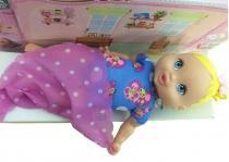 Boneca Nenê Nanando Loira - Super Toys -