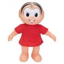 Boneca New Mônica Clássicos 34 cm Turma da Mônica Ref. 5555 Multibrink -