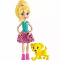Boneca Polly com Bichinho - BCY85 - Mattel -