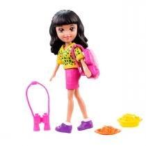 Boneca Polly Pocket Acampamento Mattel -