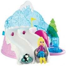 Boneca Polly Pocket Conjunto Férias Montanhas - Mattel