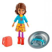 Boneca Polly Pocket de Férias com as Amigas Mattel - Mattel