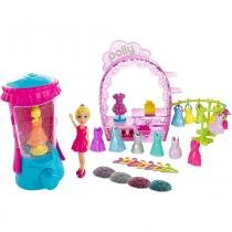 Boneca Polly Pocket - Estúdio do Glitter - Mattel - Mattel