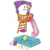 Boneca Polly Pocket Festa no Jardim - com Acessórios Mattel