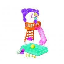 Boneca Polly Pocket Mattel Festa no Jardim DHW44 - Mattel