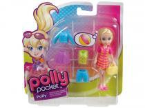 Boneca Polly Pocket Polly Fashion - com Acessórios Mattel
