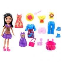 Boneca Polly Pocket Viagem à Itália - Mattel