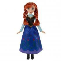 Boneca Princesa Anna Disney Frozen B5163 - Hasbro - Hasbro