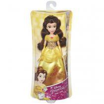Boneca princesas clássica bela vestido brilhante - b5287 - hasbro - Hasbro