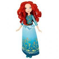 Boneca Princesas Disney Merida - Hasbro