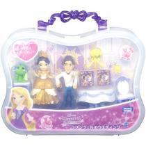 Boneca Rapunzels Royal Wedding - Hasbro