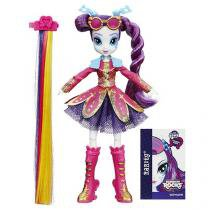 Boneca Rarity  Rainbow Rocks - Hasbro