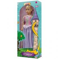 Boneca Stephany Rapunzel - Baby Brink