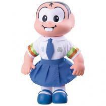 Boneca Turma da Mônica Escolar Mônica - com Acessórios Sid-Nyl