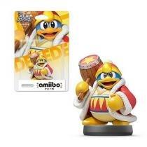Boneco Amiibo King Dedede Super Smash Bros - Nintendo -