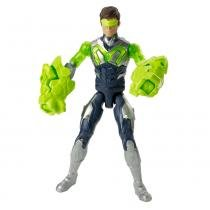 Boneco Articulado - 30 Cm - Max Steel - Força Turbo - Max Golpe Rápido - Mattel - Mattel