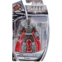 Boneco attack total heroes aço mattel bhd45 052787 - Mattel
