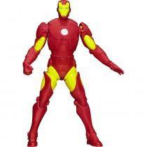 Boneco Avengers 6 Iron Man 15cm A1822 Os Vingadores - Hasbro - Hasbro
