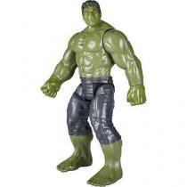 Boneco Avengers Titan Hero Hulk Power FX E0571 Hasbro -