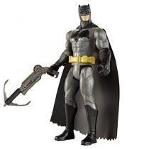 Boneco batman super lancador - batman v superman mattel djg28/djg30 -
