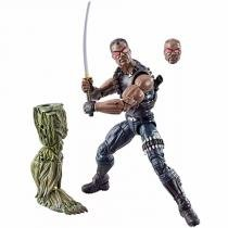 Boneco Blade Marvel Knights Legends - Hasbro - hasbro