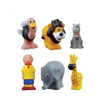 Boneco Caillou Safari Adventure - Intek - Intek