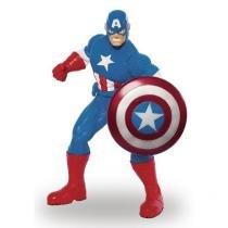 Boneco Capitão América - Avengers Comics Mimo -