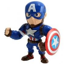 Boneco Captain America Civil War - DTC