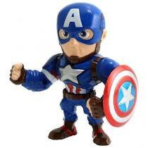 Boneco Captain America Marvel  - Captain America Civil War DTC