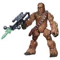 Boneco Chewbacca Star Wars Hero Mashers - com Acessórios - Hasbro