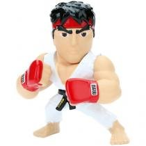 Boneco Colecionável Metals - Street Fighter Ryu - 10cm DTC