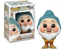 Boneco Colecionável Pop Disney Snow White - Bashful 10,5cm Funko